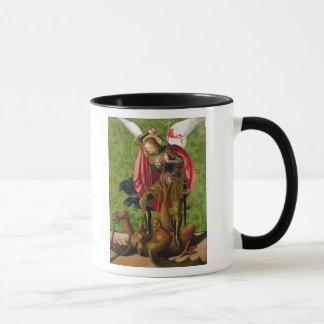 St. Michael Killing the Dragon Mug