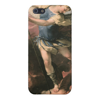 St. Michael, Luca Giordano (Fa Presto) iPhone 5 Case