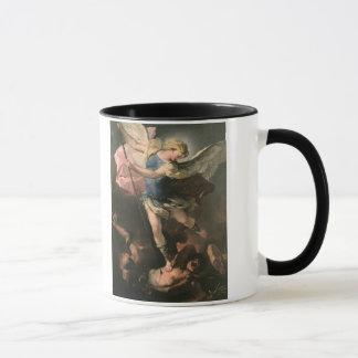 St. Michael, Luca Giordano (Fa Presto) Mug