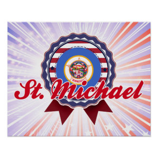 St Michael MN Posters