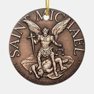 St. Michael ornament