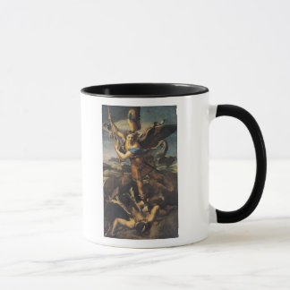St. Michael Overwhelming the Demon, 1518 Mug