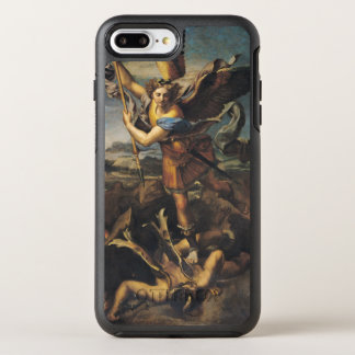 St. Michael Overwhelming the Demon, 1518 OtterBox Symmetry iPhone 8 Plus/7 Plus Case