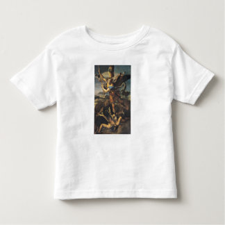 St. Michael Overwhelming the Demon, 1518 Toddler T-Shirt