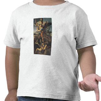 St. Michael Overwhelming the Demon, 1518 T Shirt