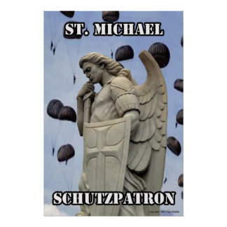 St. Michael Poster