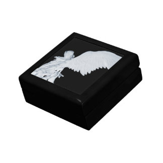 St. Michael (Reversed) Ceramic Tile Gift Box