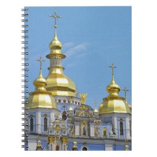 St Michael's - Kyiv Notebooks