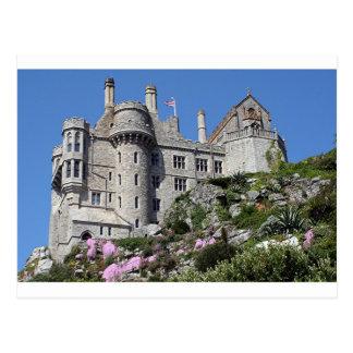 St Michael s Mount Castle England UK Post Cards
