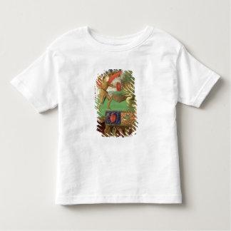 St. Michael Slaying the Dragon Toddler T-Shirt