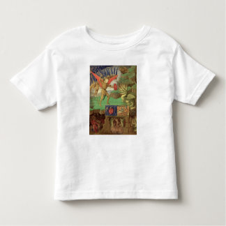 St. Michael Slaying the Dragon Toddler T-Shirt