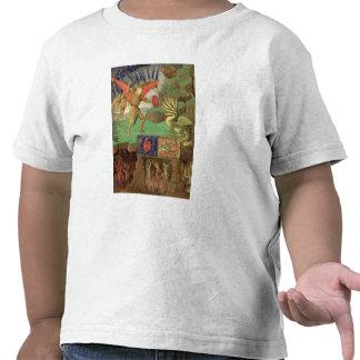 St. Michael Slaying the Dragon T Shirt