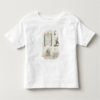 St. Michael, St. Augustine and St. David T-shirts