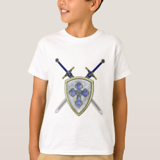 St Michael - Swords and Shield Tees