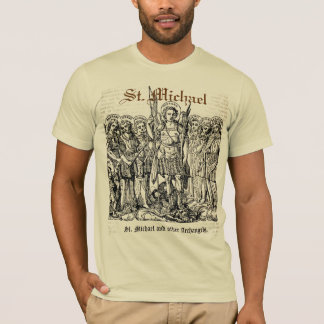 St. Michael T-Shirt - Mens