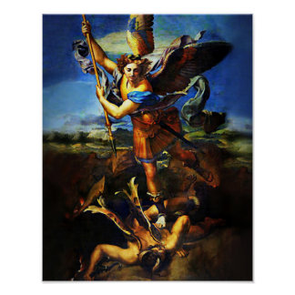 St Michael the Archangel 30 Poster