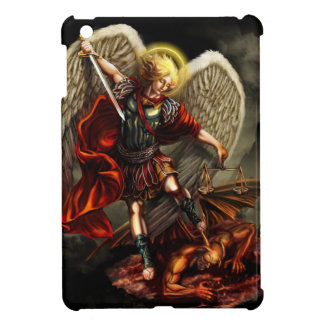 St. Michael the Archangel Cover For The iPad Mini