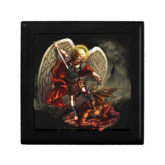 St. Michael the Archangel Gift Box