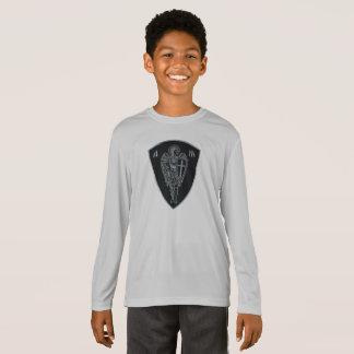 St. Michael the Archangel, Kids' Athletic LS Shirt