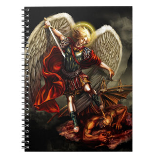 St. Michael the Archangel Notebook