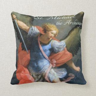St. Michael the Archangel Pillow Throw Cushion