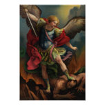 St. Michael the Archangel Poster