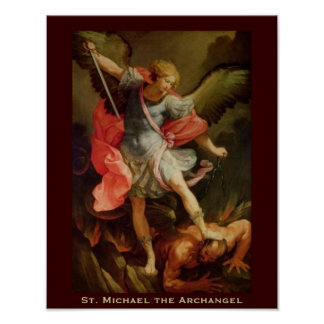 St. Michael the Archangel Posters