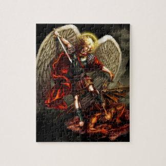 St. Michael the Archangel Puzzle