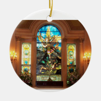 St. Michael's Christmas Ornament