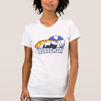 St Michaels Lady Horsemen Team Shirt