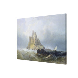 St. Michael's Mount, Cornwall Canvas Print