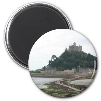 ST MICHAELS MOUNT CORNWALL MAGNET