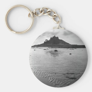St. Michaels Mount Key Ring