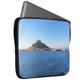St Michael's Mount Laptop Sleeve