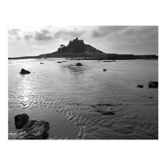St. Michaels Mount Postcard