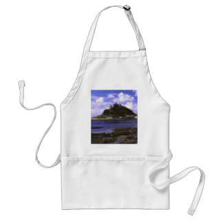 ST MICHAELS MOUNT STANDARD APRON