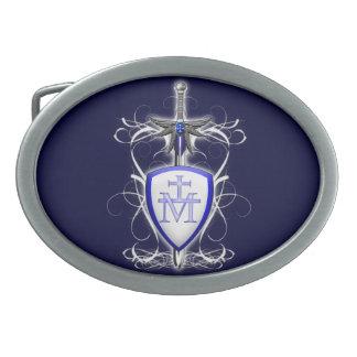St. Michael's Sword Belt Buckle