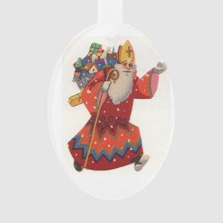 St. Nicholas Christmas Ornament