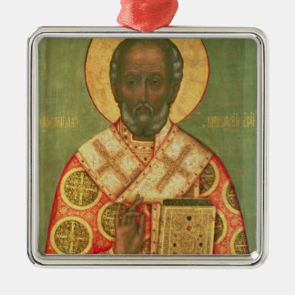 St. Nicholas, Moscow School Christmas Ornament