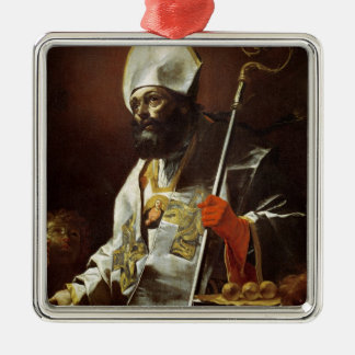 St. Nicholas of Bari Christmas Ornament