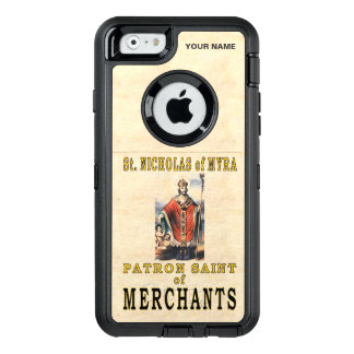 St. NICHOLAS of MYRA (Patron Saint of Merchants) OtterBox iPhone 6/6s Case