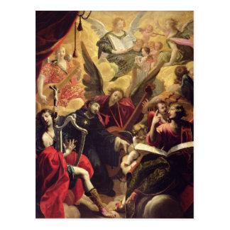 St. Nicholas of Tolentino Postcard