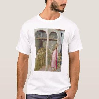 St. Nicholas Resuscitates the Three Children T-Shirt