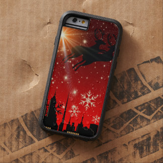St Nick on Christmas Eve Tough Xtreme iPhone 6 Case