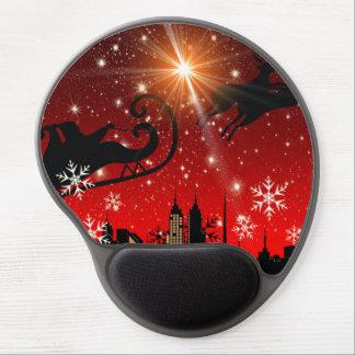 St Nick on Christmas Eve Gel Mouse Mat