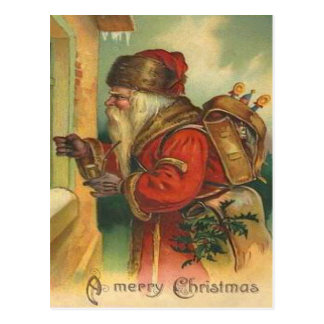 St. Nick Postcard