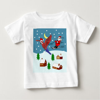 St Nick Ski Shirt