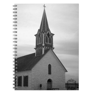 St Olaf Kirke (The Old Rock Church) Notebook