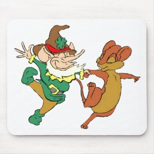 St. Paddy's Odd Couple Mouse Mat