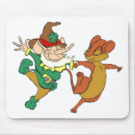 St. Paddy's Odd Couple Mouse Pad